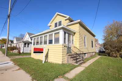 Oshkosh Single Family Home Active-No Offer: 742 W 9th