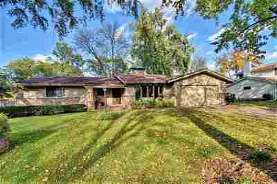 Green Bay Single Family Home Active-Offer No Bump: 460 Roselawn