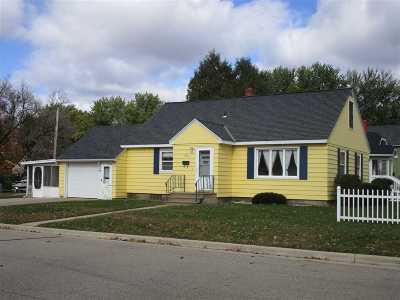 Shawano Single Family Home Active-Offer No Bump: 305 W Wescott