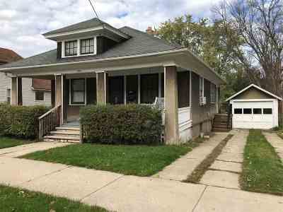 Green Bay Single Family Home Active-Offer No Bump: 1145 Crooks