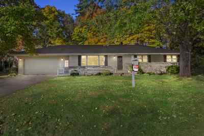 Neenah Single Family Home Active-No Offer: 1120 Kerwin