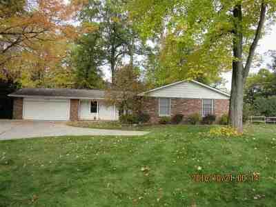 Green Bay Single Family Home Active-Offer No Bump: 2624 Oakwood
