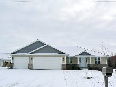 De Pere Single Family Home Active-No Offer: 2128 Dollar