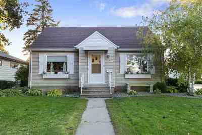Oshkosh Single Family Home Active-Offer No Bump: 1903 Simpson
