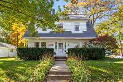 Appleton Single Family Home Active-No Offer: 1123 S Mason