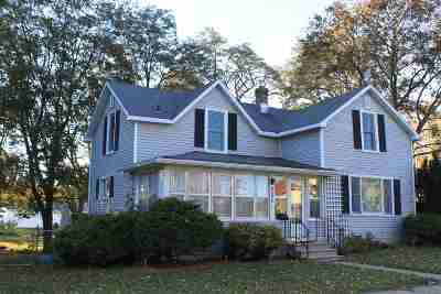 Seymour Single Family Home Active-No Offer: 227 Foote