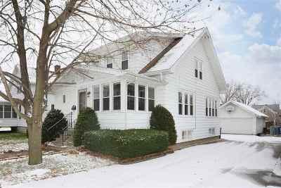 Oshkosh Single Family Home Active-No Offer: 21 W 15th