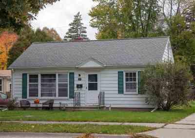 Green Bay Single Family Home Active-Offer No Bump: 825 Gray