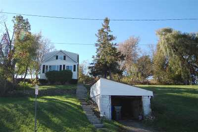 Kaukauna WI Single Family Home Active-No Offer: $59,900