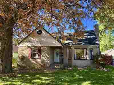 Appleton Single Family Home Active-No Offer: 1701 S Memorial