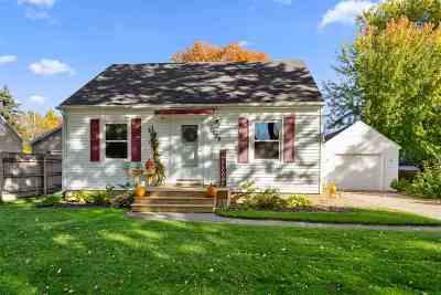 Appleton Single Family Home Active-No Offer: 534 E Coolidge