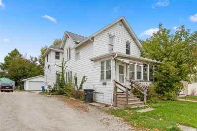 Oshkosh Multi Family Home Active-No Offer: 565 Evans