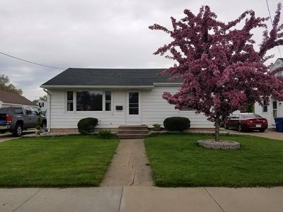 Oshkosh Single Family Home Active-No Offer: 415 W 19th