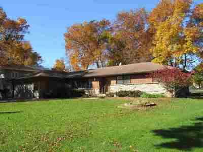 Neenah Single Family Home Active-No Offer: 983 Bridgewood