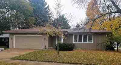 Appleton Single Family Home Active-No Offer: 3300 N Rankin
