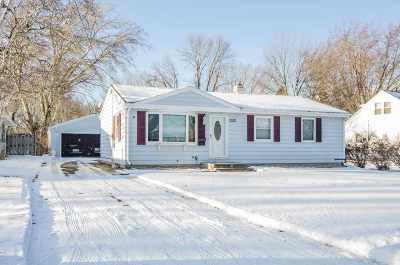 Green Bay Single Family Home Active-No Offer: 1022 Suydam