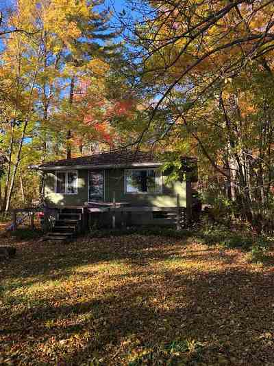 Marinette Single Family Home Active-No Offer: N2150 Shore