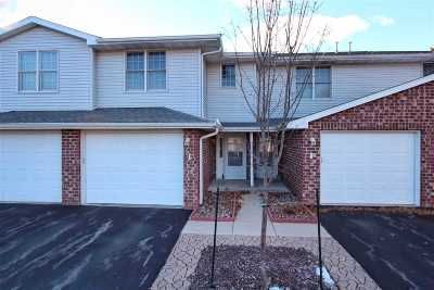 Green Bay Condo/Townhouse Active-No Offer: 2579 Telluride #C