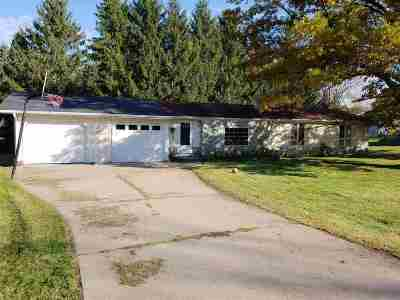 Waupaca Single Family Home Active-No Offer: 420 Bailey