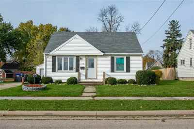 Neenah Single Family Home Active-Offer No Bump: 157 N Western