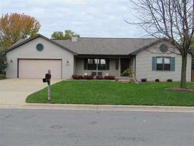 Neenah Single Family Home Active-Offer No Bump: 324 Omaha
