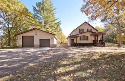 Marinette County Single Family Home Active-No Offer: N7198 Shady Lane