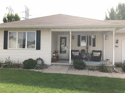 Single Family Home Active-Offer No Bump: 301 E Roeland