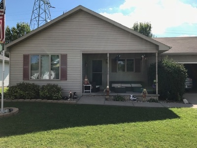 Appleton Single Family Home Active-No Offer: 307 E Roeland