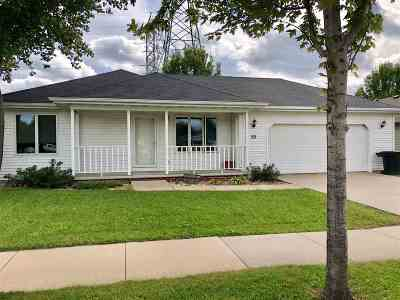 Appleton Single Family Home Active-No Offer: 313 E Roeland