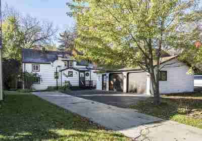 Appleton Single Family Home Active-Offer No Bump: 1319 E South River