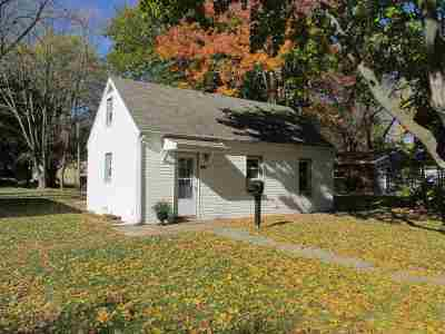 Appleton Single Family Home Active-Offer No Bump: 1625 N Alvin