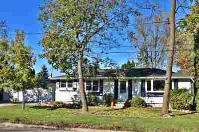 Winneconne Single Family Home Active-Offer No Bump: 800 Maple