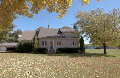Marinette County Single Family Home Active-No Offer: N972 Shore