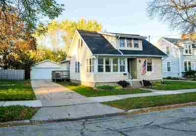 Oshkosh Single Family Home Active-No Offer: 218 Hudson
