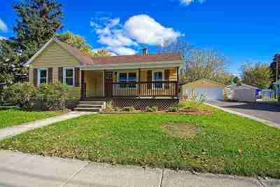 Neenah Single Family Home Active-Offer No Bump: 734 S Commercial