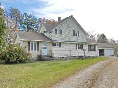 Marinette Single Family Home Active-Offer No Bump: W2623 Hwy 64