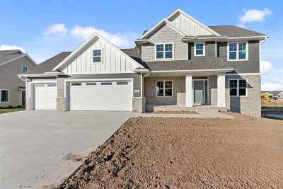 De Pere Single Family Home Active-Offer No Bump: 2037 Explorers