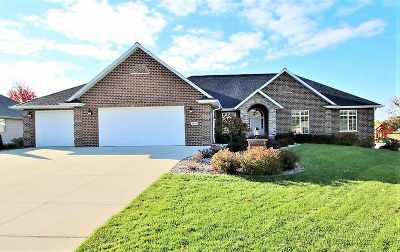 Brown County Single Family Home Active-No Offer: 2836 Creekwood