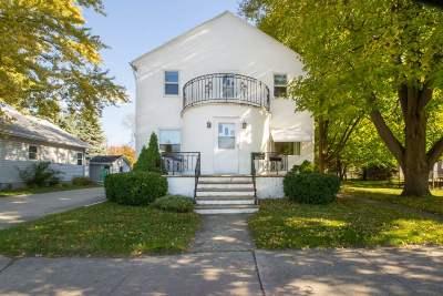 Green Bay Single Family Home Active-Offer No Bump-Show: 605 15th