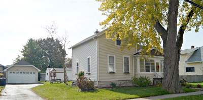 Oshkosh Single Family Home Active-No Offer: 221 W 17th