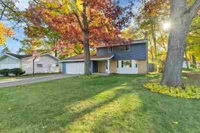Green Bay Single Family Home Active-Offer No Bump: 515 Scott