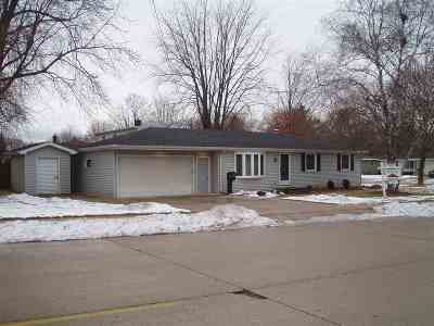 Green Bay Single Family Home Active-No Offer: 1375 Bond