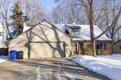 Appleton Single Family Home Active-No Offer: 3308 S Poplar