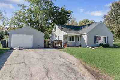 Neenah Single Family Home Active-Offer No Bump: 611 S Western
