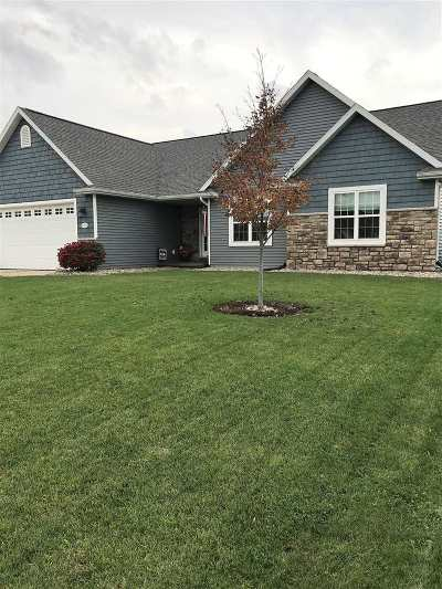 Greenville Single Family Home Active-No Offer: N1739 Shadybrook