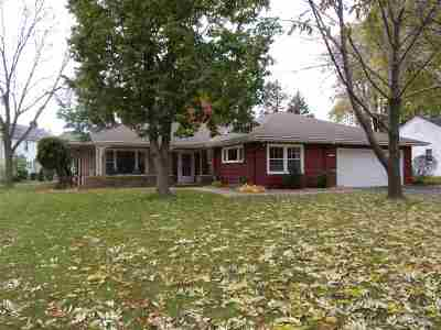 Appleton Single Family Home Active-Offer No Bump: 1717 S Connell