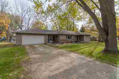 Neenah Single Family Home Active-Offer No Bump: 958 Meadow