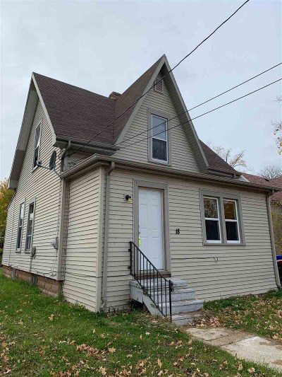 Appleton Single Family Home Active-Offer No Bump: 18 Sherman