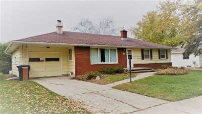 Single Family Home Active-Offer No Bump: 1745 N Outagamie