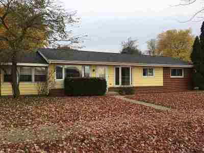 Oshkosh Single Family Home Active-No Offer: 738 W 20th